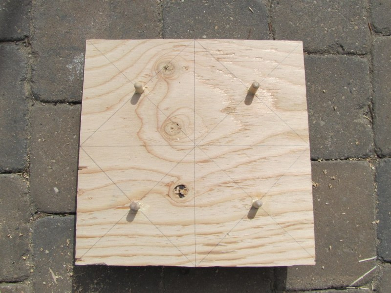 dibble board
