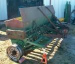 1946 Model John Deere wheat drill