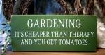 you get tomatos